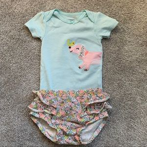 3 different outfits for your babygirl